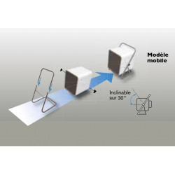 Kit Aerotherme Mobile Pour Modele 9000W Et 15000W - NOIROT