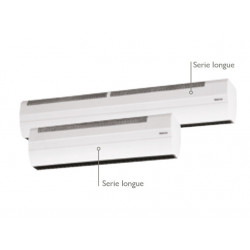 RIDEAU D'AIR LONG 4500W - NOIROT