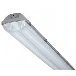 Luminaire etanche 2x49W...