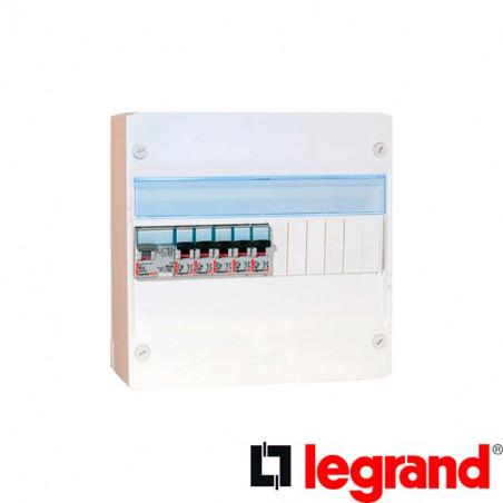 Tableau équipé 1 Rangée LEGRAND - LEGRAND