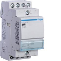 Contacteur 25A 4O 230V (ESC426) - HAGER