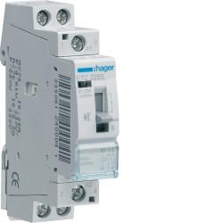 Contacteur Sil. JN 25A 2F 230V (ETC225S) - HAGER
