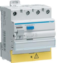 Inter dif 3P+N 40A 30mA AC BD (CDC840F) - HAGER