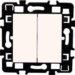 Double bouton poussoir (61811)