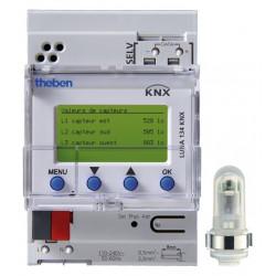 Interrupteur crépusculaire LUNA 134 KNX (1349200) - THEBEN