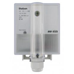Capteur de luminosité et de température LUNA 131 S KNX (1319201) - THEBEN