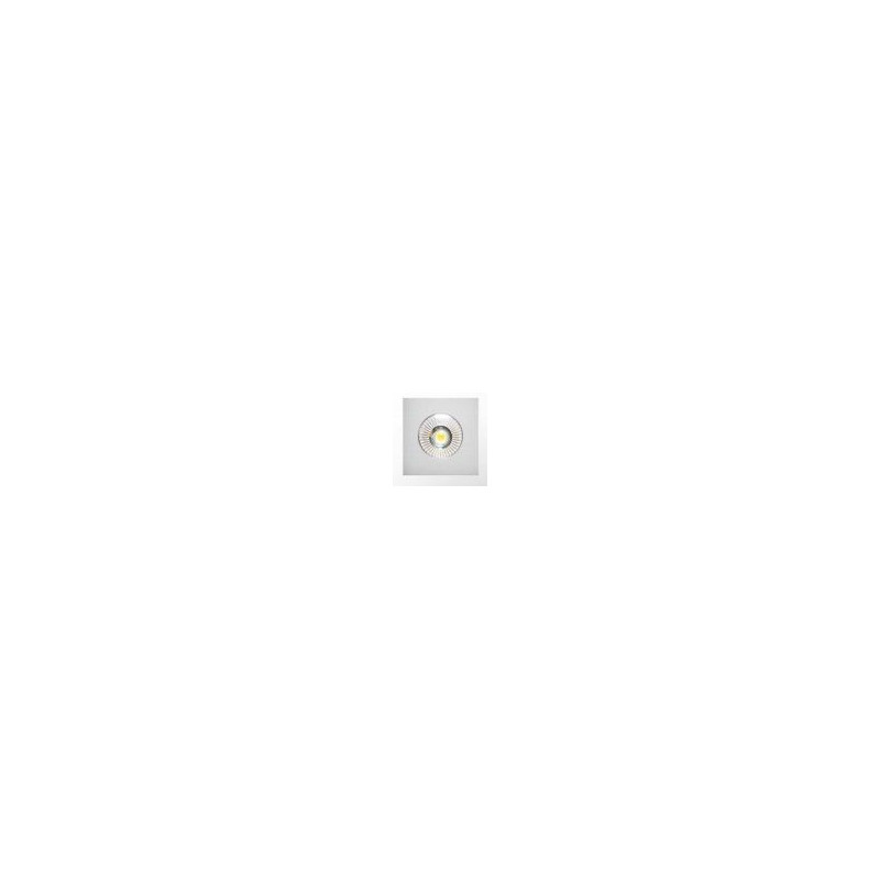 HD1014S LED 6W 4000K 620LM Aluminium - INDIGO