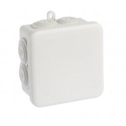 Boîte Dérivation 80x80x45  IP55 (50033) - EUROHM