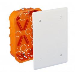 Boîte d'encastrement 170X110X40 pour cloisons sèches (placo) - EUROHM