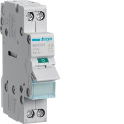 Interrupteur 2P 25A (SBN225)