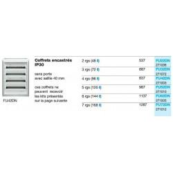 Cof.VegaD enca.3R 72m h600 (HAG FU32DN) - HAGER