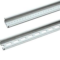 Rail DIN symétriq perf 15x2000 (HAG A099B) - HAGER