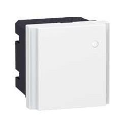 Parasurtenseur Mosaic - 16 A - In 1,5 kA- Imax 6 kA- Up 1 kV - 2 modules -blanc (077540) - LEGRAND