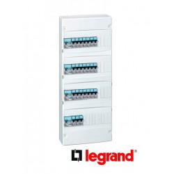 Tableau équipé 4 Rangées LEGRAND (KIT4R) - LEGRAND