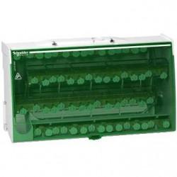 Répartiteur Tétrapolaire 4P 125A (LGY412560) - SCHNEIDER