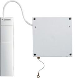 Détecteur volet roulant LS, blanc, radio (S231-22X) - HAGER