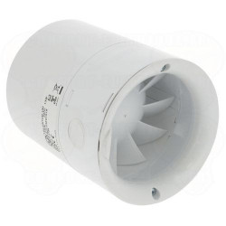 Extracteur de conduit 100m3/h Silentub silencieux  (ULV 257000) - UNELVENT