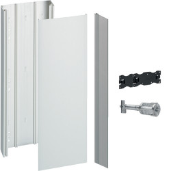Pack GTL 1 couvercle 13 modules 2,6m (JK113) - HAGER