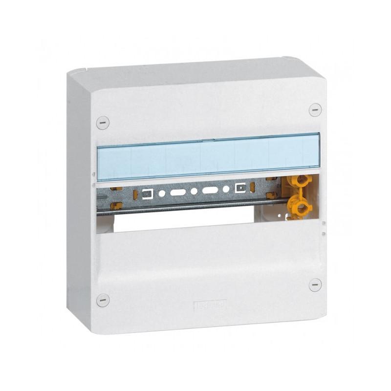 Coffret 1 rangée 13 Mod - Ip 30 - Ik05 - Blanc Ral 9010 (401211) - LEGRAND