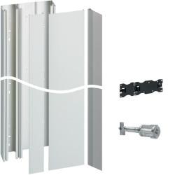 Pack GTL 13 modules 2 couvercles 2x1,3m (JK213D) - HAGER