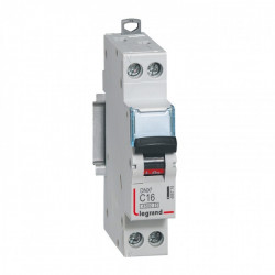 Disjoncteur DNX 16A - Uni+N -230V- À Vis (406774) - LEGRAND