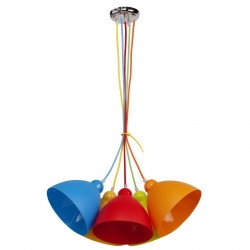 Suspension Cloche 5x40W E27...
