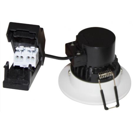Spot LED Rond 5W 230V - INDIGO