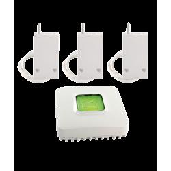 PACK RF6600 FP CONNECTE - DELTA DORE