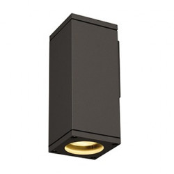THEO WALL OUT applique carrée anthracite GU10 max 35W - SLV
