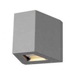 OUT BEAM LED 2 faisceaux applique gris argent 18W 3000K - SLV