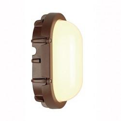 TERANG LED applique et plafonnier ovale fonte rouillée 11W LED 3000K - SLV