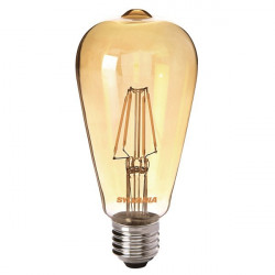 Lampe LED ToLEDo RT ST64 Golden 400lm E27 SL (0027177) - SYLVANIA