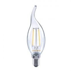 Lampe LED ToLEDo Flamme 250LM 824 E14 - SYLVANIA