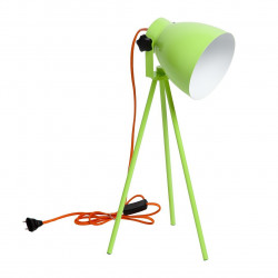 shiny green color/metal 1*40W E14 - MW-HANDEL