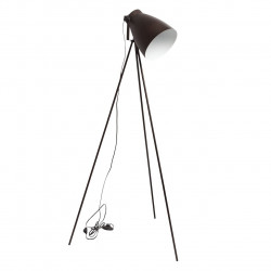 matt dark brown color/metal 1*60W E27 - MW-HANDEL