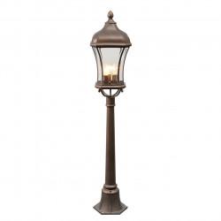 antique colour/metal glass 3*60W E14 IP23 - MW-HANDEL