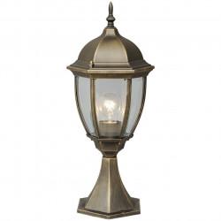 black colour gold patina/ metal glass 1*95W E27  IP44 - MW-HANDEL
