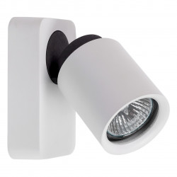 white+grey color/metal 1*3W GU10 no bulbs included IP20 - MW-HANDEL