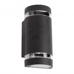 black color/metal acrylic 2*35W GU10  IP44 no bulbs included - MW-HANDEL