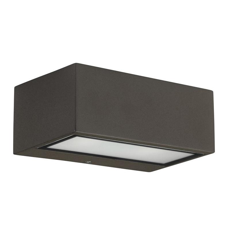 NEMESIS Applique exterieure marron - LEDS-C4