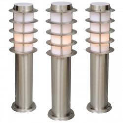 Lot de 3 lampes d'extérieur...