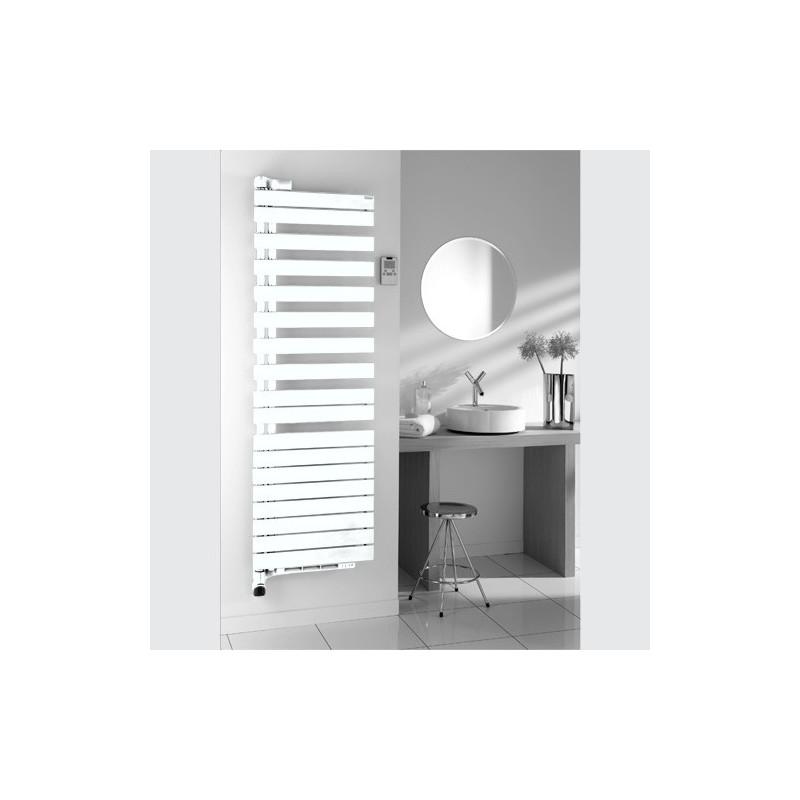 Sèche-serviette Régate Twist air chauffage central pivot gauche - THERMOR e1eb54a24adc
