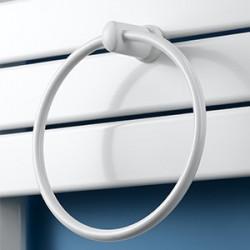 Anneau blanc pour sèche-serviettes LVI (3900145) - LVI
