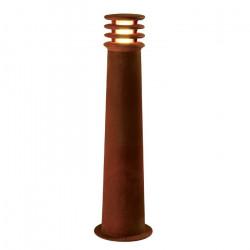 RUSTY 70 LED ROND borne fonte rouillée LED 3000K IP55 - SLV