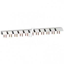 ProDis peigne à dents, auxiliaire + 1P-N 63A 56 modules (A9N21035) - SCHNEIDER