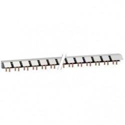 ProDis peigne à dents - auxiliaire + 3P-N 63A 56 modules (A9N21036) - SCHNEIDER