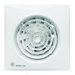 Aérateur Axial ultra-silencieux Silent 100 CRZ (402885) - UNELVENT