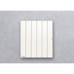 Radiateur Bellagio 1000W blanc plinthe Smart ECOcontrol (00N1713SEFS) - NOIROT