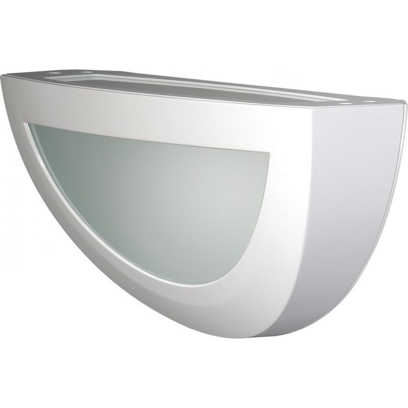 Sextan applique E27 20W SSL Blanc - EBENOID
