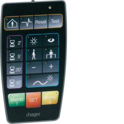 Téléco. installateur dét. de présence (HAG EE807) - HAGER